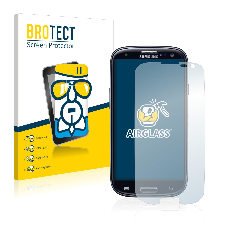 BROTECT AirGlass čirá skleněná fólie pro Samsung Galaxy S3 LTE I9305