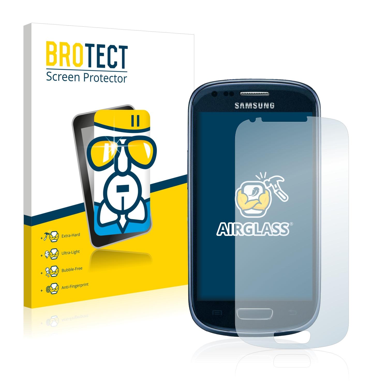 BROTECT AirGlass čirá skleněná fólie pro Samsung GT-I8190