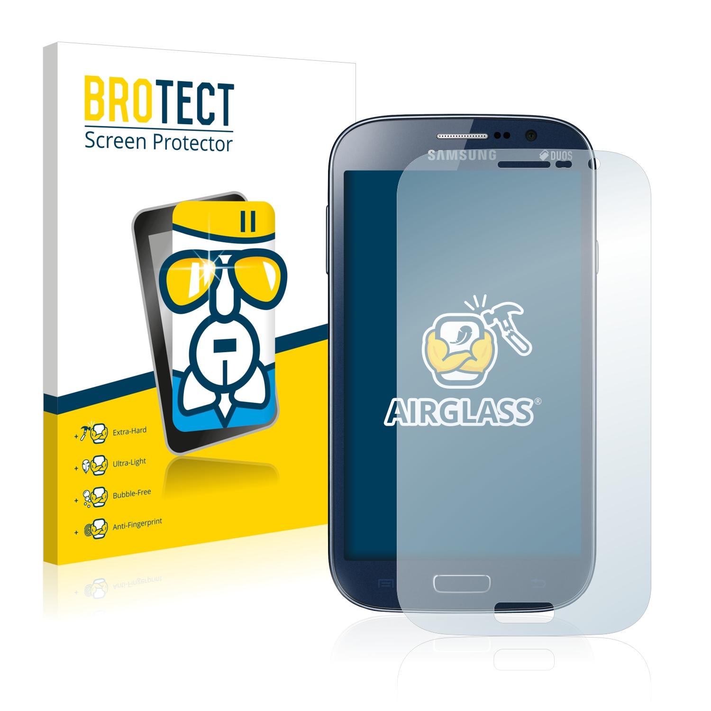 BROTECT AirGlass čirá skleněná fólie pro Samsung Galaxy Grand Duos I9082