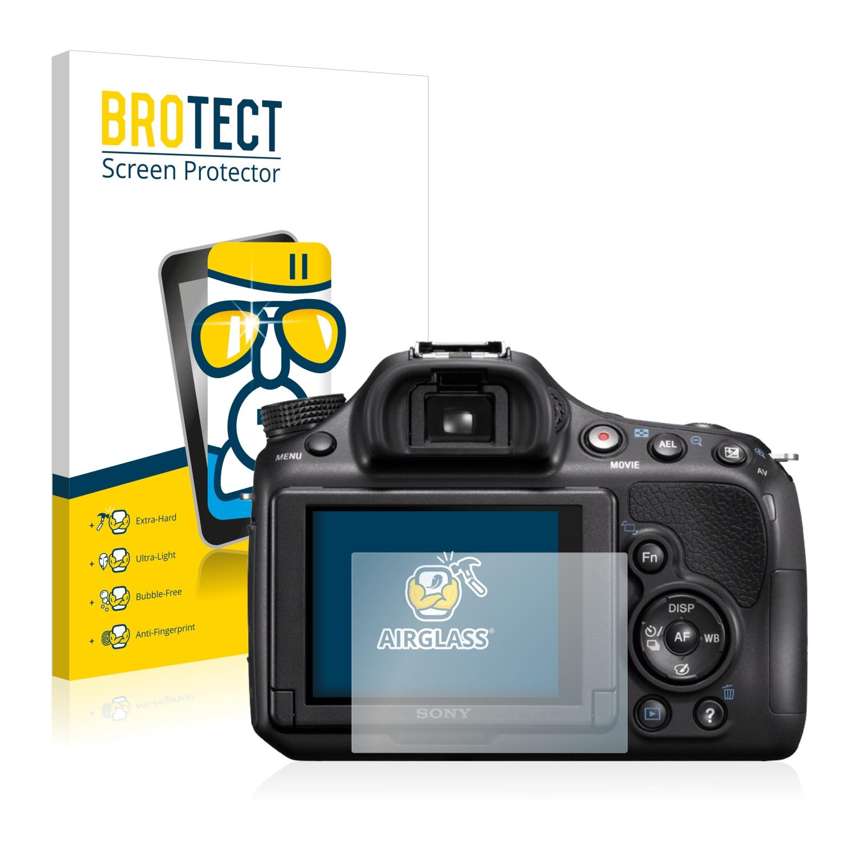 BROTECT AirGlass čirá skleněná fólie pro Sony Alpha 58 (SLT-A58)