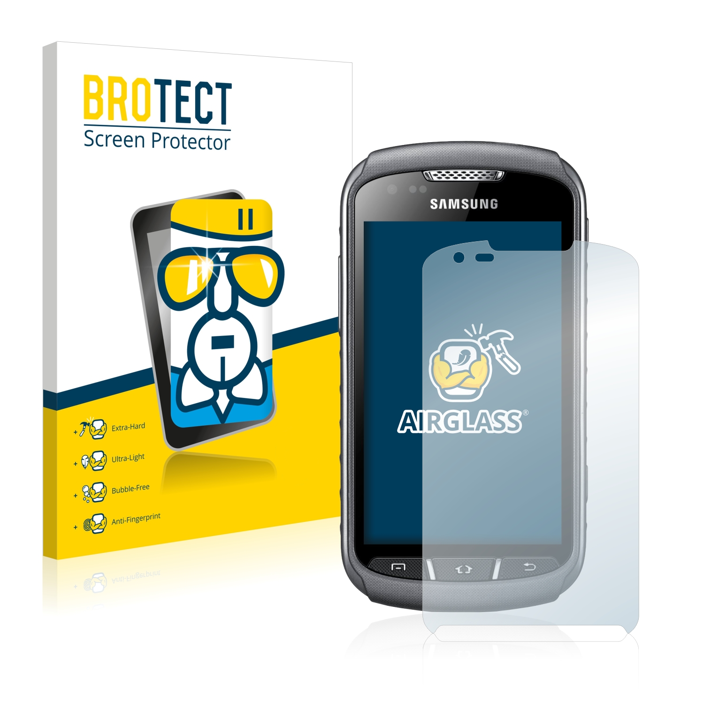 BROTECT AirGlass čirá skleněná fólie pro Samsung Galaxy Xcover 2 S7710