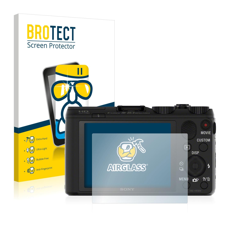 BROTECT AirGlass čirá skleněná fólie pro Sony Cyber-Shot DSC-HX50V