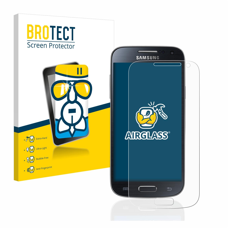 BROTECT AirGlass čirá skleněná fólie pro Samsung Galaxy S4 Mini