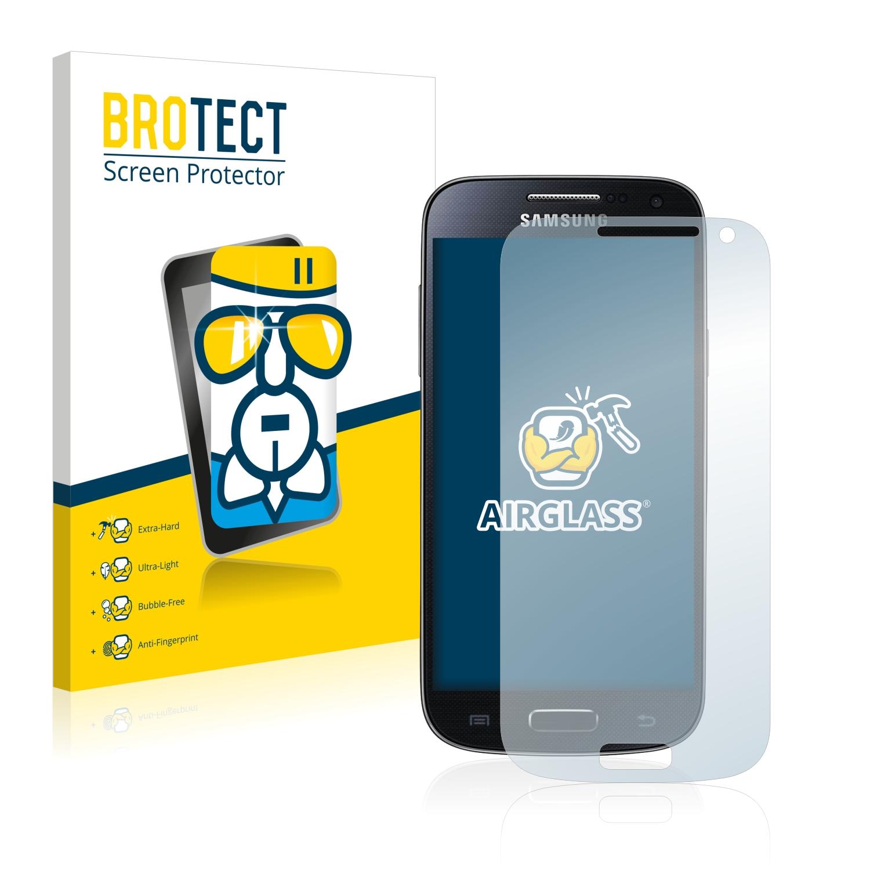 BROTECT AirGlass čirá skleněná fólie pro Samsung GT-I9195