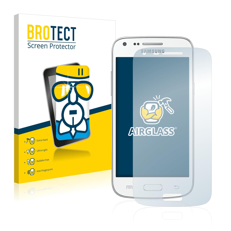 BROTECT AirGlass čirá skleněná fólie pro Samsung Galaxy Core Plus G350