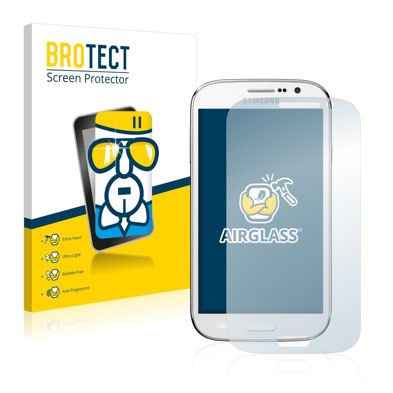 BROTECT AirGlass čirá skleněná fólie pro Samsung GT-I9060