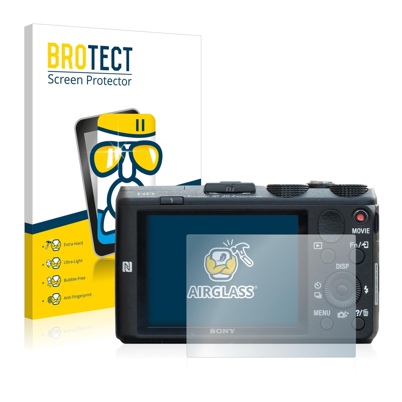 BROTECT AirGlass čirá skleněná fólie pro Sony Cyber-Shot DSC-HX60