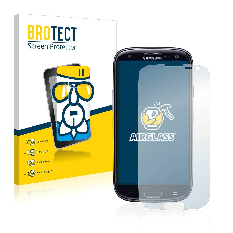 BROTECT AirGlass čirá skleněná fólie pro Samsung Galaxy S3 Neo I9300I