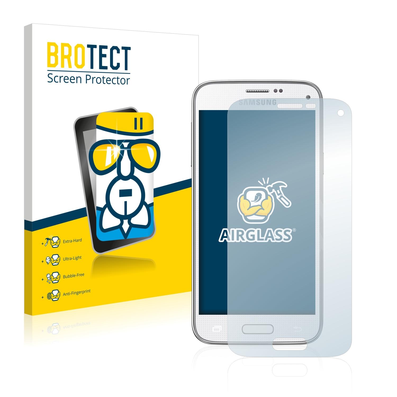 BROTECT AirGlass čirá skleněná fólie pro Samsung Galaxy S5 Mini SM-G800
