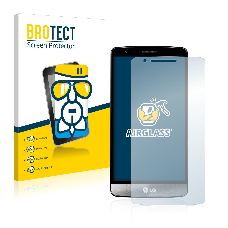 Airglass ochranné sklo pro LG G3 S D722