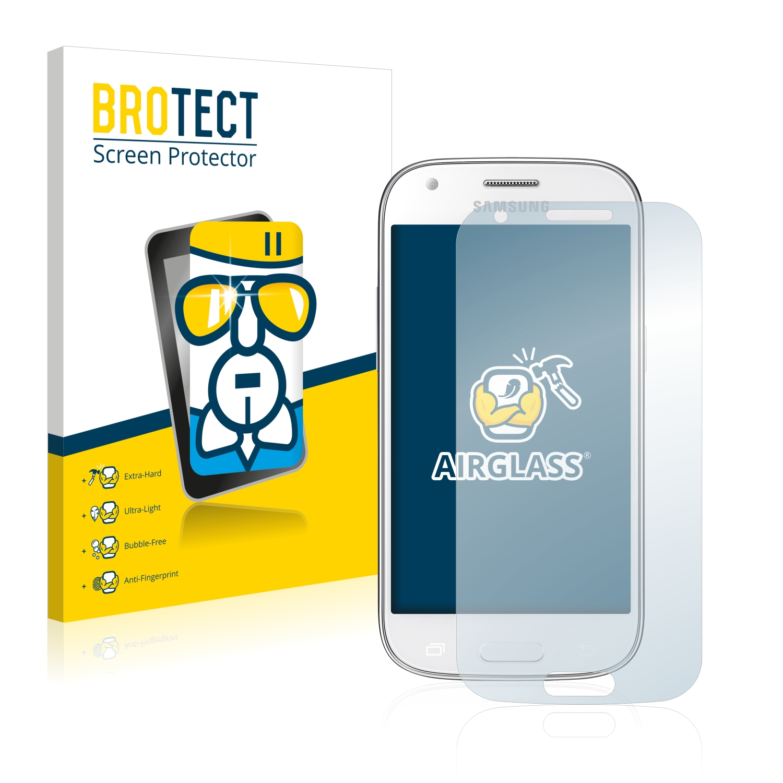 BROTECT AirGlass čirá skleněná fólie pro Samsung Galaxy Ace 4 SM-G357 (3G)