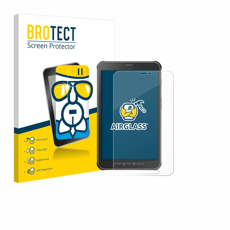 BROTECT AirGlass čirá skleněná fólie pro Samsung Galaxy Tab Active SM-T365