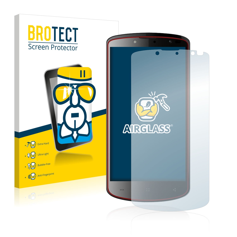BROTECT AirGlass čirá skleněná fólie pro Prestigio MultiPhone 7500 PAP7500