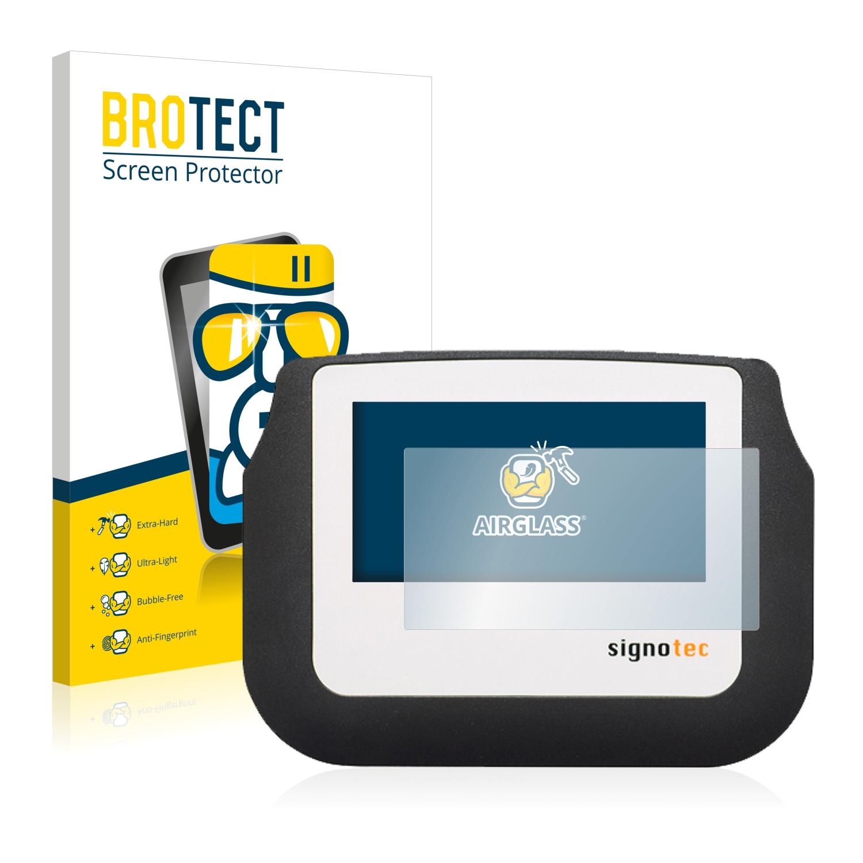 BROTECT AirGlass čirá skleněná fólie pro Signotec Signature Pad Sigma