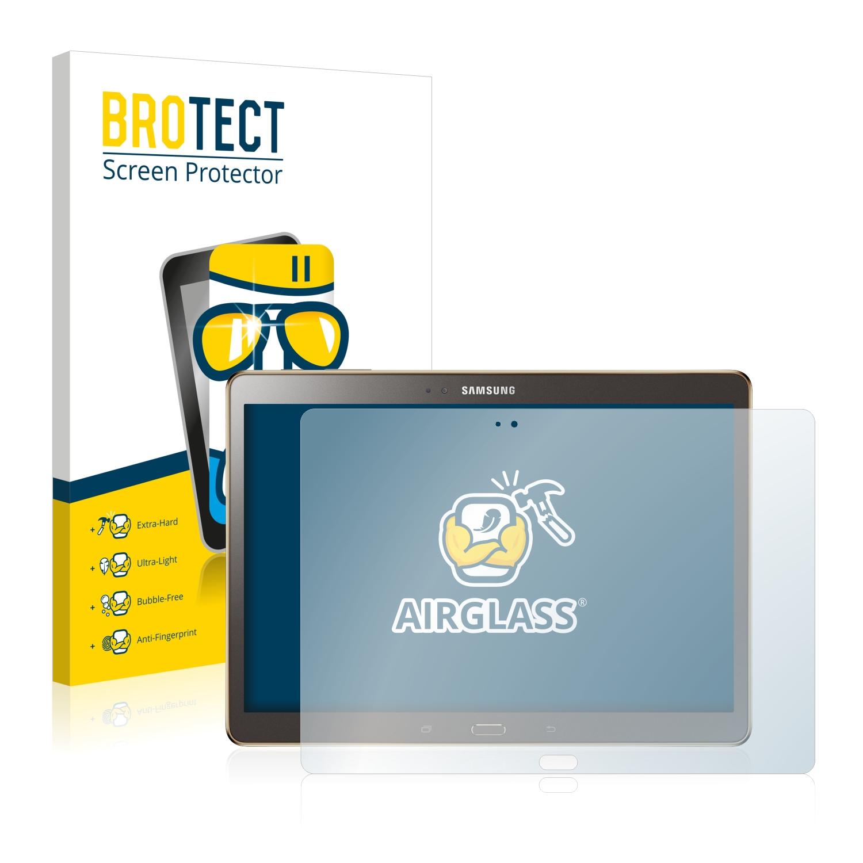 BROTECT AirGlass čirá skleněná fólie pro Samsung Galaxy Tab S 10.5 SM-T111