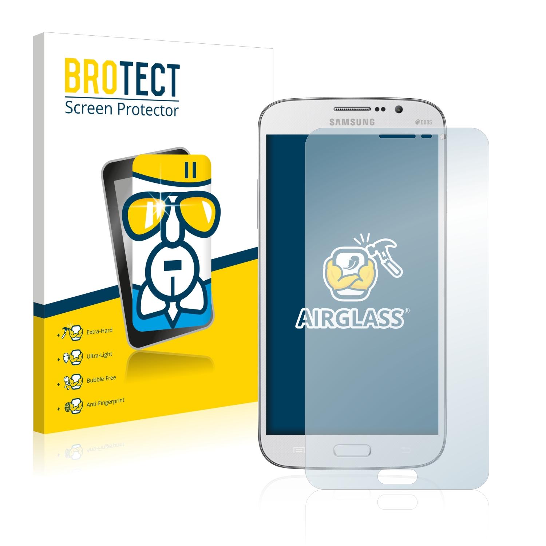 BROTECT AirGlass čirá skleněná fólie pro Samsung Galaxy Mega 2