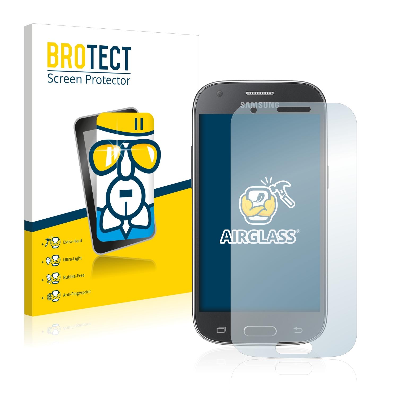 BROTECT AirGlass čirá skleněná fólie pro Samsung Galaxy Ace 4 SM-G357FZ