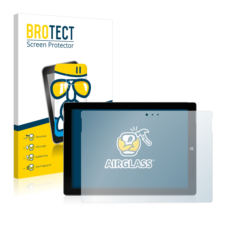 Airglass ochranné sklo pro Microsoft Surface 3