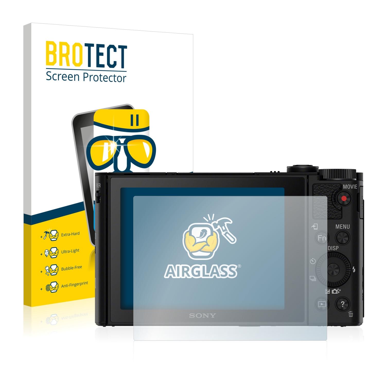 BROTECT AirGlass čirá skleněná fólie pro Sony Cyber-Shot DSC-HX90