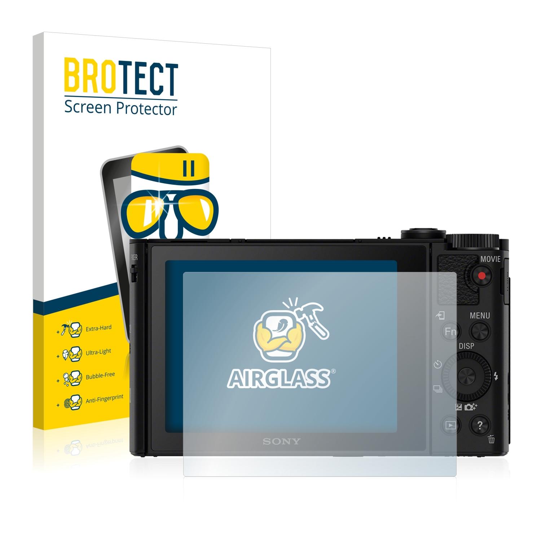 BROTECT AirGlass čirá skleněná fólie pro Sony Cyber-Shot DSC-HX90V