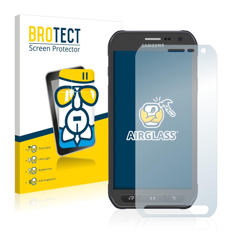 BROTECT AirGlass čirá skleněná fólie pro Samsung Galaxy S6 Active SM-G890A