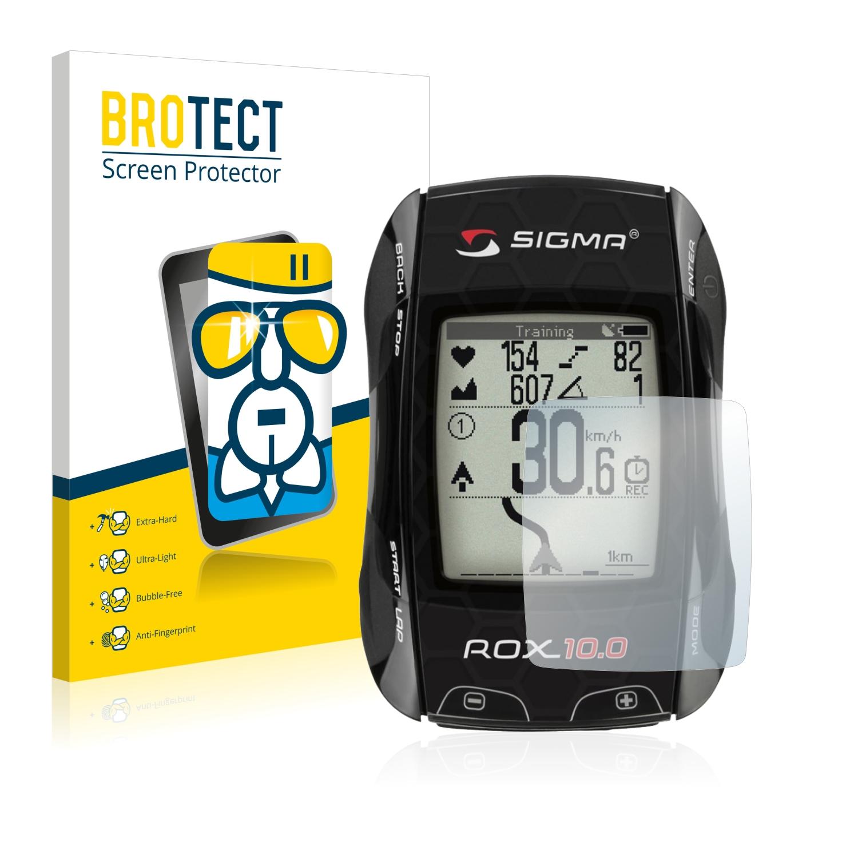 Airglass ochranné sklo pro Sigma ROX 10.0