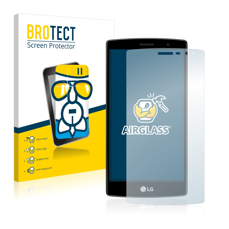 Airglass ochranné sklo pro LG G4 Beat