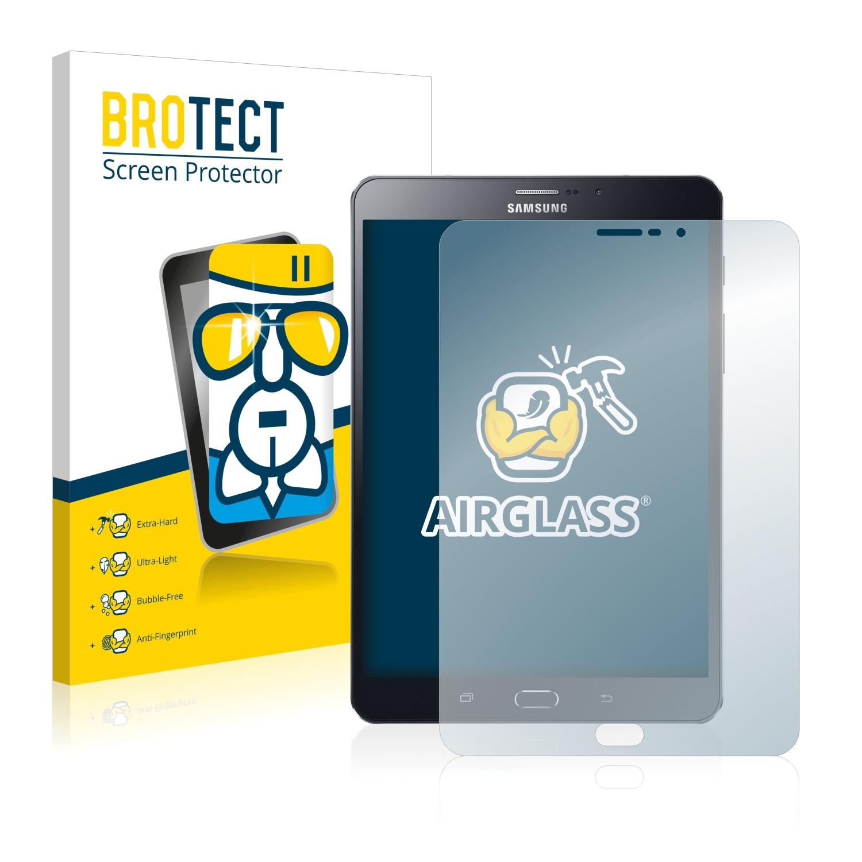 BROTECT AirGlass čirá skleněná fólie pro Samsung Galaxy Tab Tab S2 8.0 LTE