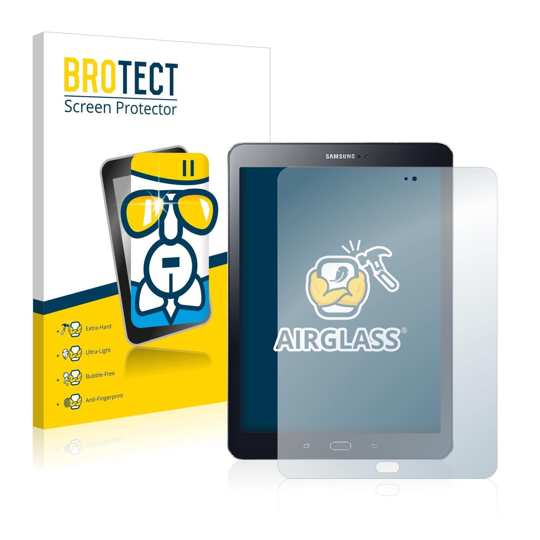 BROTECT AirGlass čirá skleněná fólie pro Samsung Galaxy Tab S2 9.7
