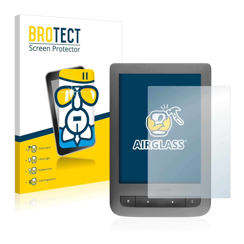 BROTECT AirGlass čirá skleněná fólie pro PocketBook Touch Lux 3