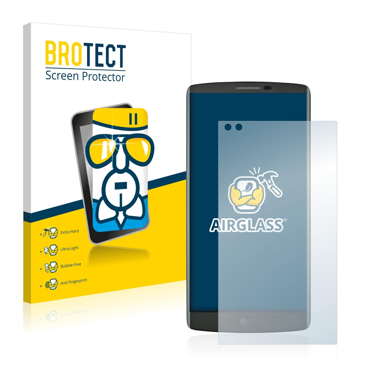 BROTECT AirGlass čirá skleněná fólie pro LG V10