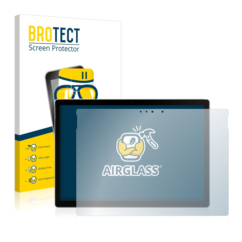 BROTECT AirGlass čirá skleněná fólie pro Microsoft Surface Book