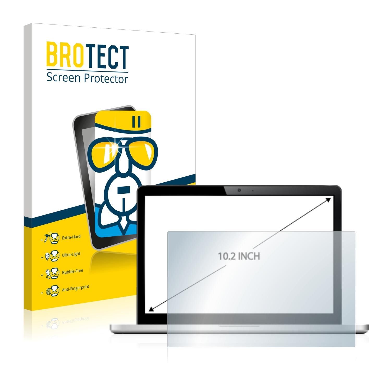 BROTECT AirGlass čirá skleněná fólie pro notebook s 10.2 palcový displej [222.5 mm x 131 mm, 15:9]