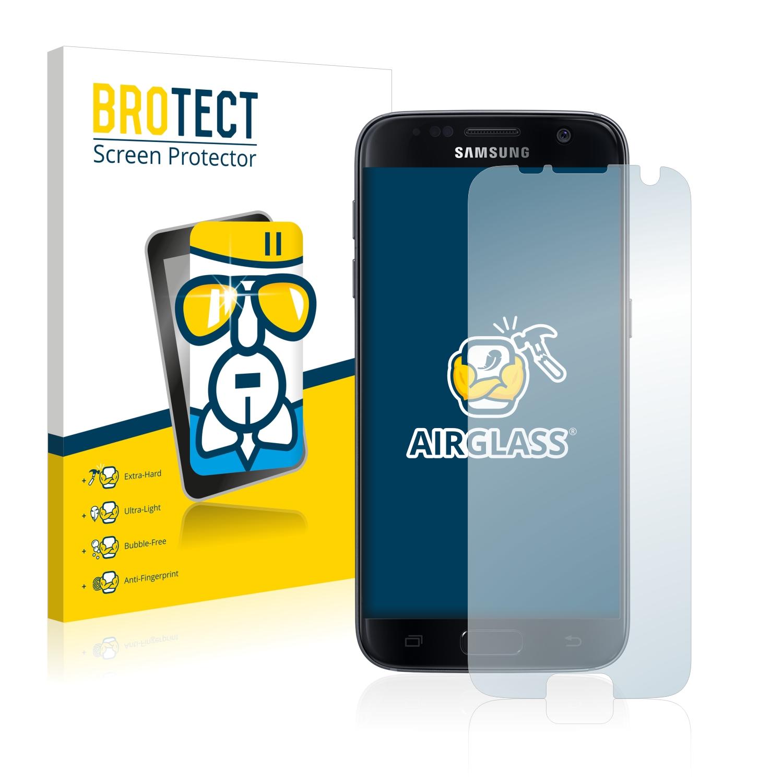 Airglass ochranné sklo pro Samsung Galaxy S7 Edge