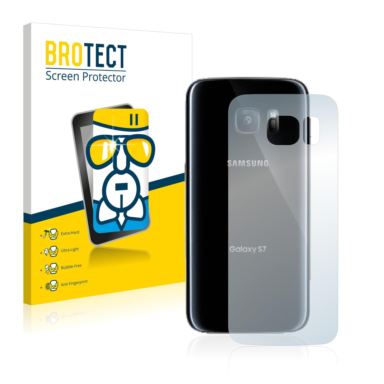 BROTECT AirGlass čirá skleněná fólie pro Samsung Galaxy S7 (zadní strana)