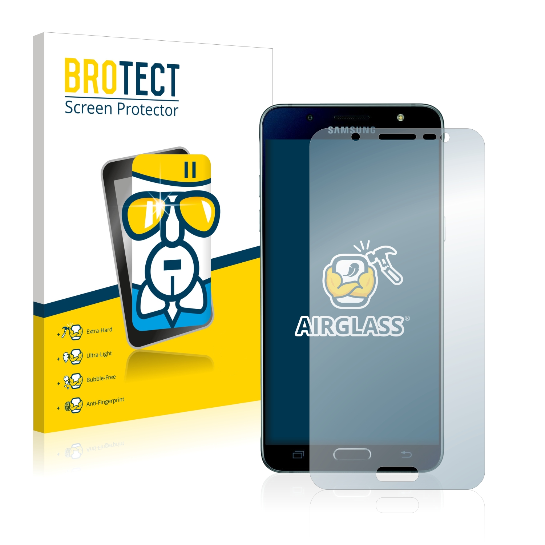 BROTECT AirGlass čirá skleněná fólie pro Samsung Galaxy J5 Duos 2016