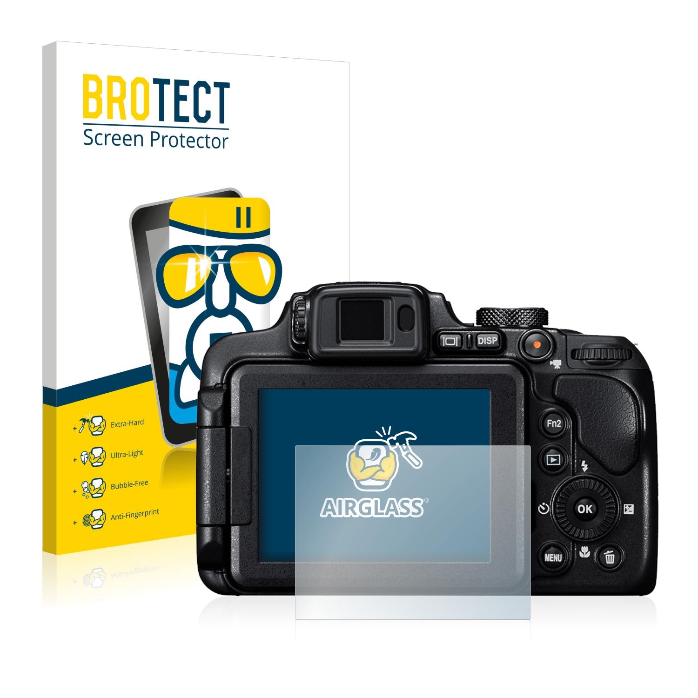 BROTECT AirGlass čirá skleněná fólie pro Nikon Coolpix B700