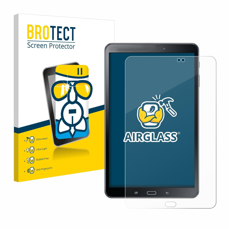 BROTECT AirGlass čirá skleněná fólie pro Samsung Galaxy Tab A 10.1 2016 SM-T585