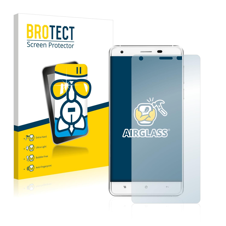 BROTECT AirGlass čirá skleněná fólie pro Oukitel K6000 Pro