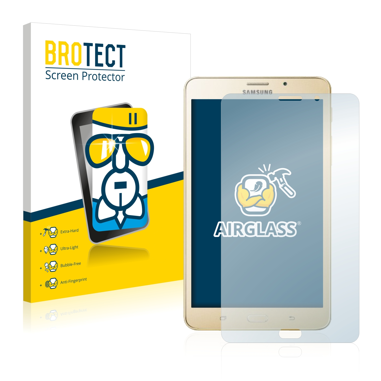 BROTECT AirGlass čirá skleněná fólie pro Samsung Galaxy Tab J