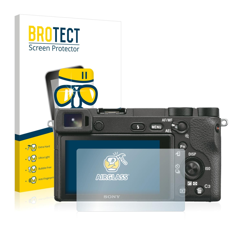 BROTECT AirGlass čirá skleněná fólie pro Sony Alpha 6500