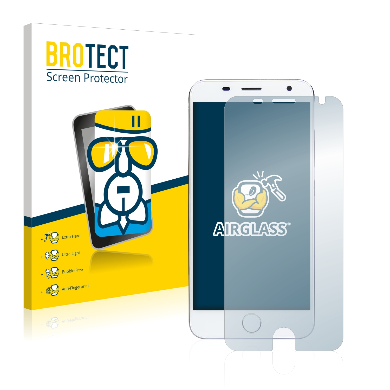 BROTECT AirGlass čirá skleněná fólie pro Mediacom PhonePad Duo X532L