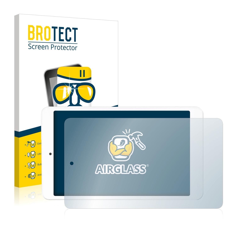BROTECT AirGlass čirá skleněná fólie pro Odys TigerTab 8