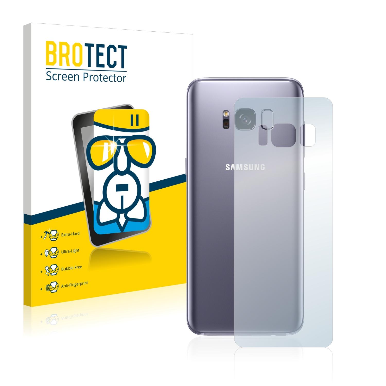 Airglass ochranné sklo pro Samsung Galaxy S8 (Zadní strana)