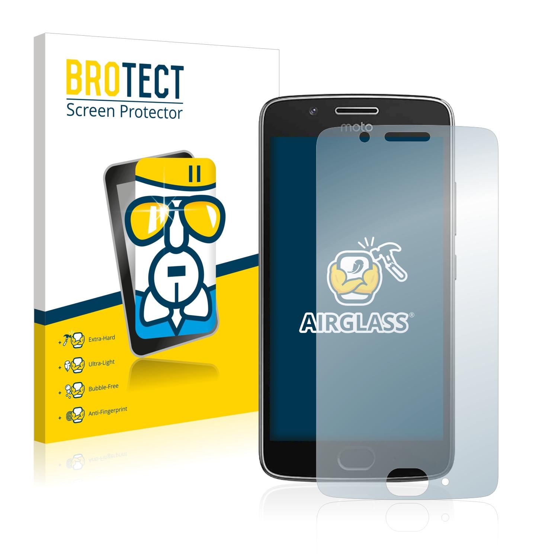 BROTECT AirGlass čirá skleněná fólie pro Motorola Moto G5