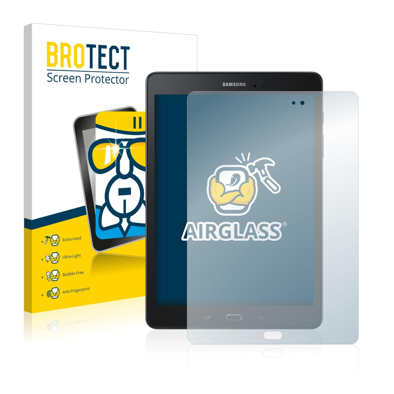 BROTECT AirGlass čirá skleněná fólie pro Samsung Galaxy Tab A 9.7 2017