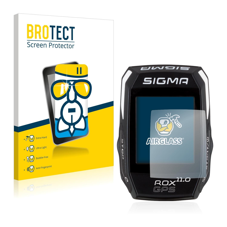 BROTECT AirGlass čirá skleněná fólie pro Sigma ROX GPS 11.0
