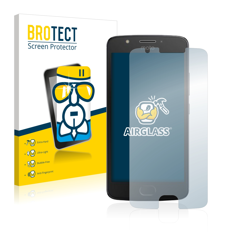 Airglass ochranné sklo pro Motorola Moto E4