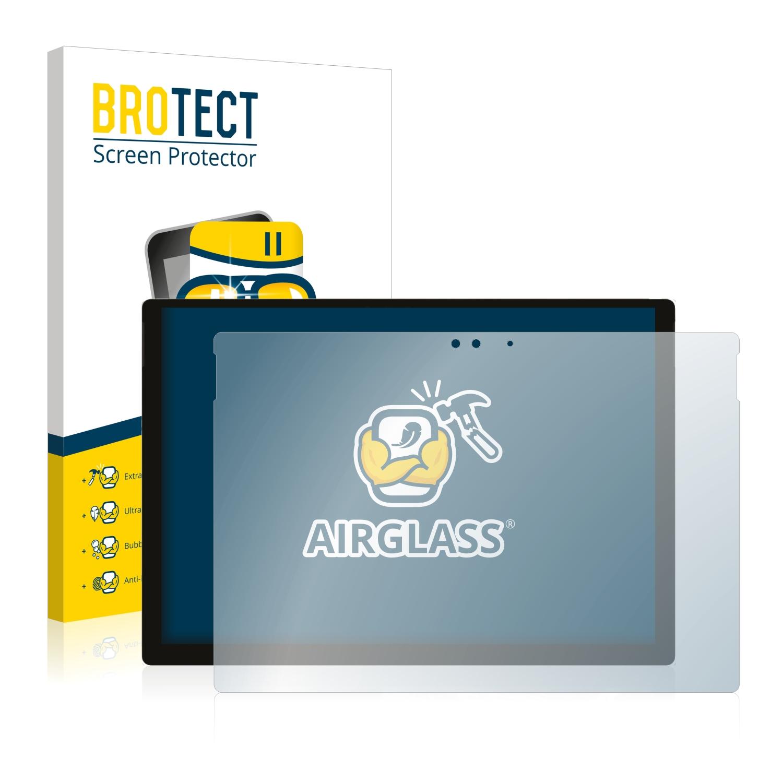 Airglass ochranné sklo pro Microsoft Surface Pro (2017)