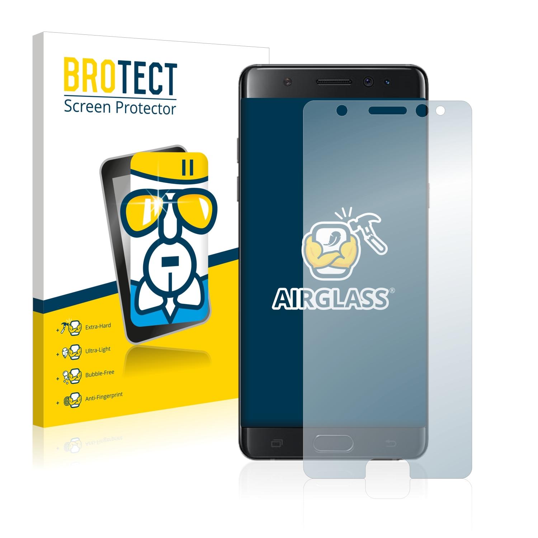 BROTECT AirGlass čirá skleněná fólie pro Samsung Galaxy Note FE